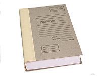 Архивные папки с корешком из коленкора до 4 см (упаковка 50 штук)