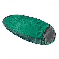 Спальный мешок High Peak OVO 220 (220х100см)(-11/+8) зеленый/темно-зеленый, фото 1