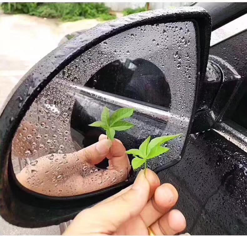 Нано пленка антидождь для боковых зеркал
