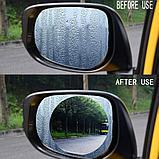 Нано пленка антидождь для боковых зеркал, фото 2
