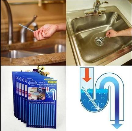 """Палочки для очистки водосточных труб """"скорая помощь"""", фото 2"""