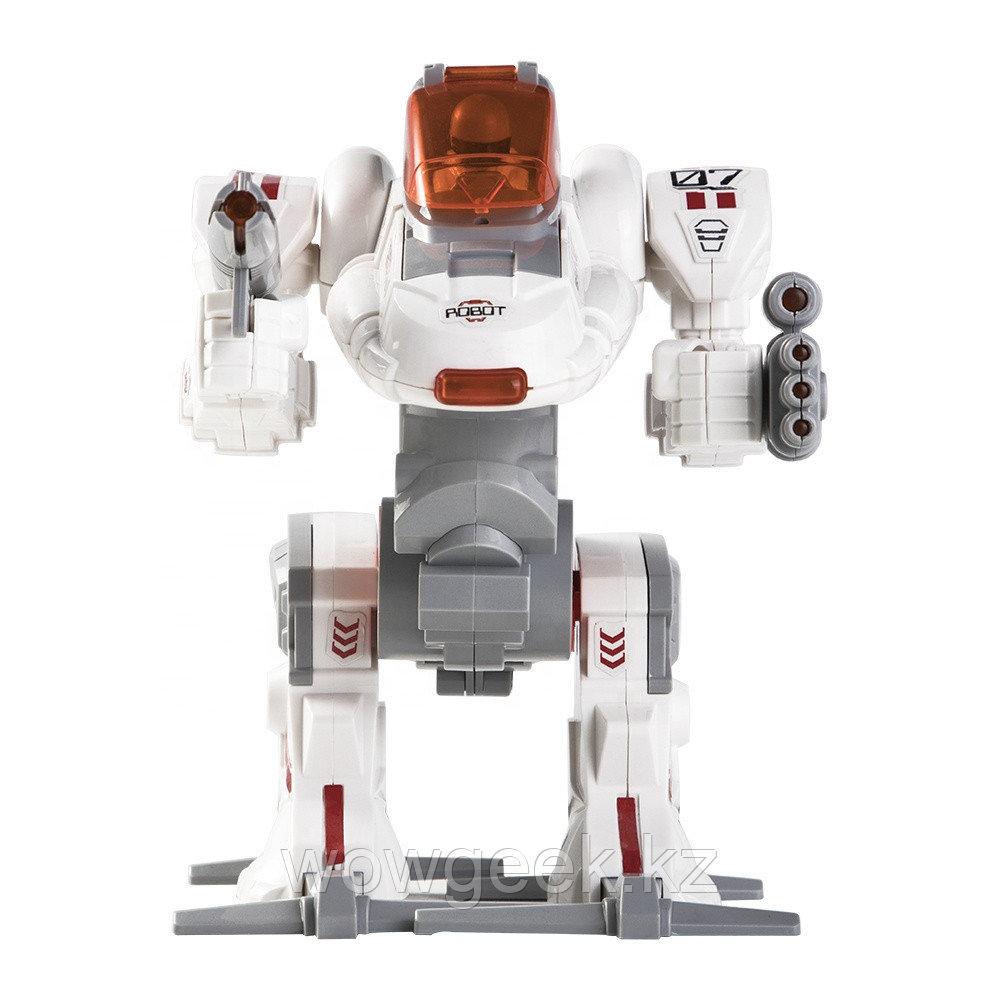 Игрушка Конструктор Робот на батарейках
