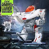 Игрушка Конструктор Робот на батарейках, фото 3