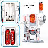 Игрушка Конструктор Робот на батарейках, фото 6