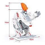 Игрушка Конструктор Робот на батарейках, фото 8