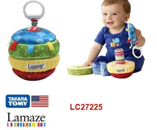 "LC27225 Развивающая игрушка ""Мяч-пирамида"""