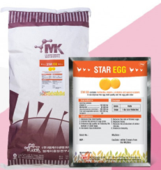 STARR EGG - средство для повышения качества яичной скорлупы, улучшение цвета желтка