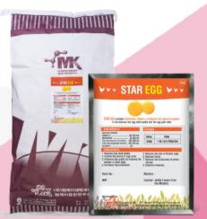 STARR EGG - средство для повышения качества яичной скорлупы, улучшение цвета желтка, фото 2