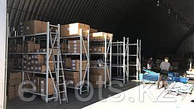 Модернизация склада ЕвроТех