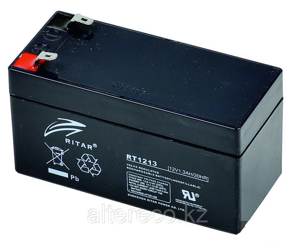 Аккумулятор Ritar RT1213 (12В, 1,3Ач)
