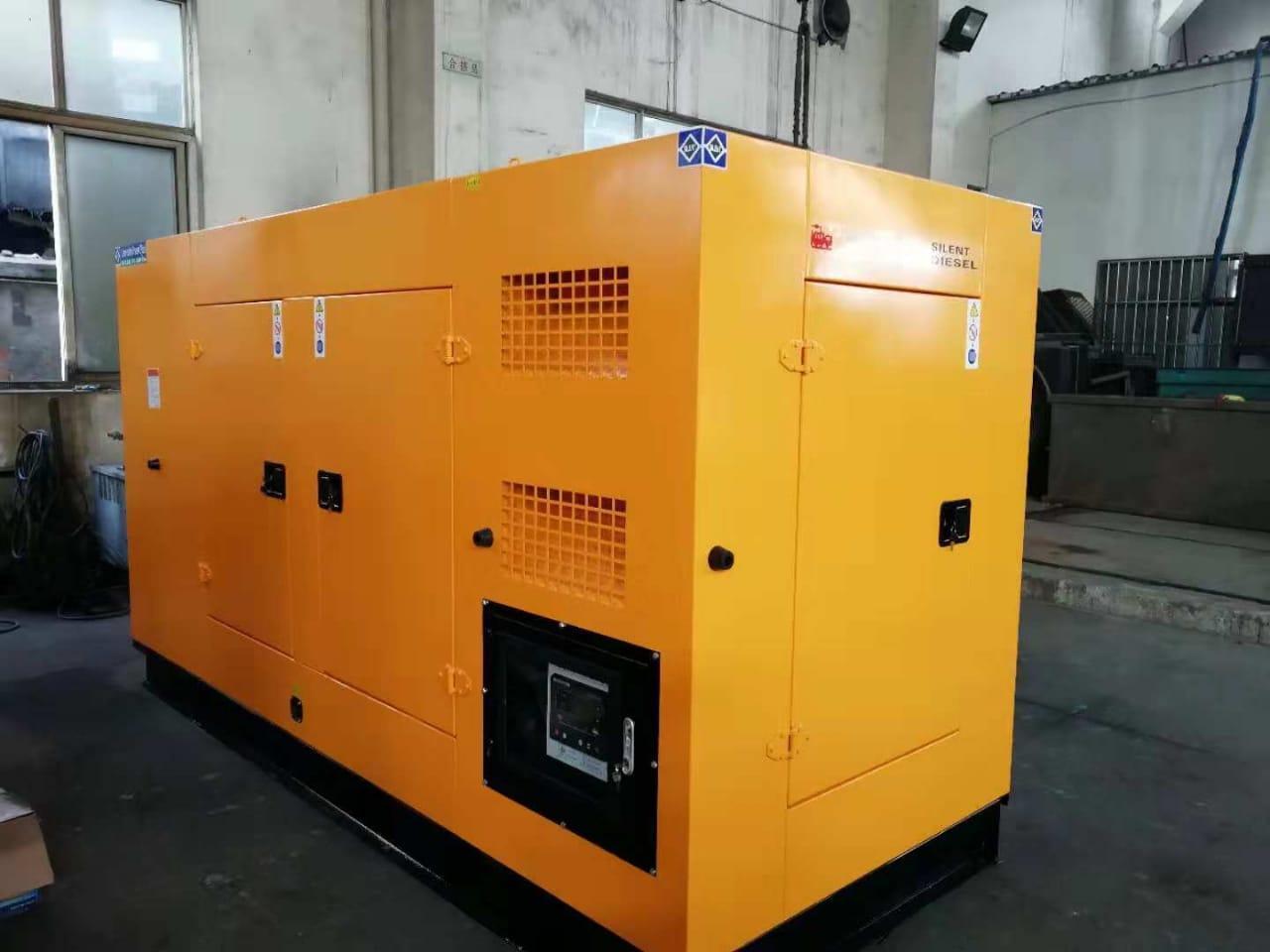 Дизельный генератор  100 квт  с АВР