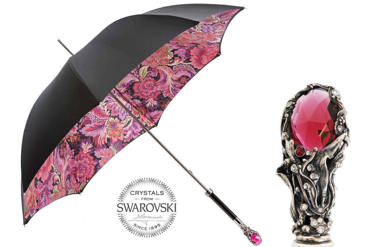 Зонт женский Luxury Red Gem