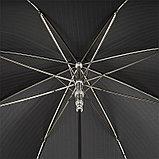 Мужской зонт ручной работы. Производство Италия, фото 3