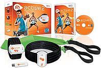 Active 2 Personal Trainer Комплект: Фитнес программа, датчики движения, устройство беспроводных сигналов (PS3)