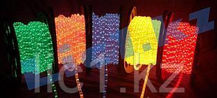 Дюралайт led, светодиодная лента, праздничное освещение, гирлянда DR2W 100 метров