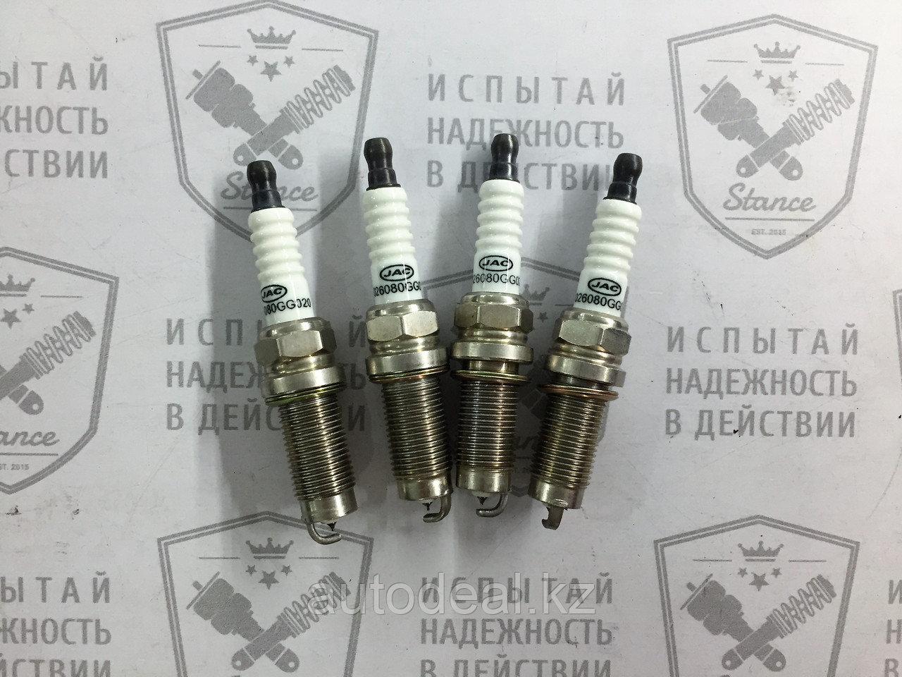 Свеча зажигания иридиевая JAC S3
