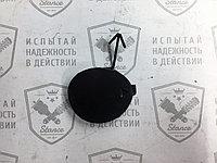 Заглушка буксировочного крюка в бампер на JAC S3