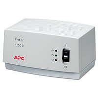 Стабилизатор напряжения APC LINE-R 1200VA AUTOMATIC VOLTAGE REGULATOR, 230V (LE1200I)