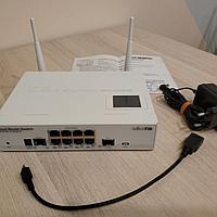 Mikrotik CRS109-8G-1S-2HnD-IN  (Распродажа)