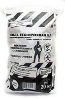 Rockmelt Соль техническая №3, мешок 20кг