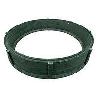 Кольцо ПП полимерно-песчаное черные пластиковые Д 800h210 вес 41кг, фото 1