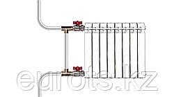 Байпас в системе отопления — запасной путь для теплоносителя
