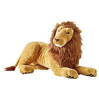 Мягкая игрушка лев ДЬЮНГЕЛЬСКОГ ИКЕА, IKEA