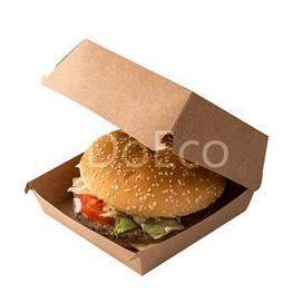 Упаковка под бургеры/хот-доги