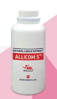 Биоактивное жидкое вещество на основе экстракта чеснока ALLICOM S, фото 2