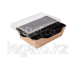 Упаковка ECO OpSalad 800мл Black Edition