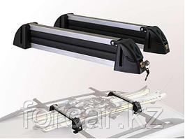 Багажник для лыж SkiLock-3 AMOS для перевозки 3 пар лыж или 2 сноубордов