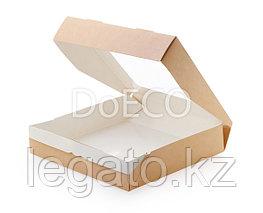 Ланч-Бокс ECO ТABOX 1500 мл(с окошком)
