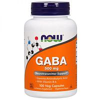 БАД GABA (ГАМК) (100 капсул)