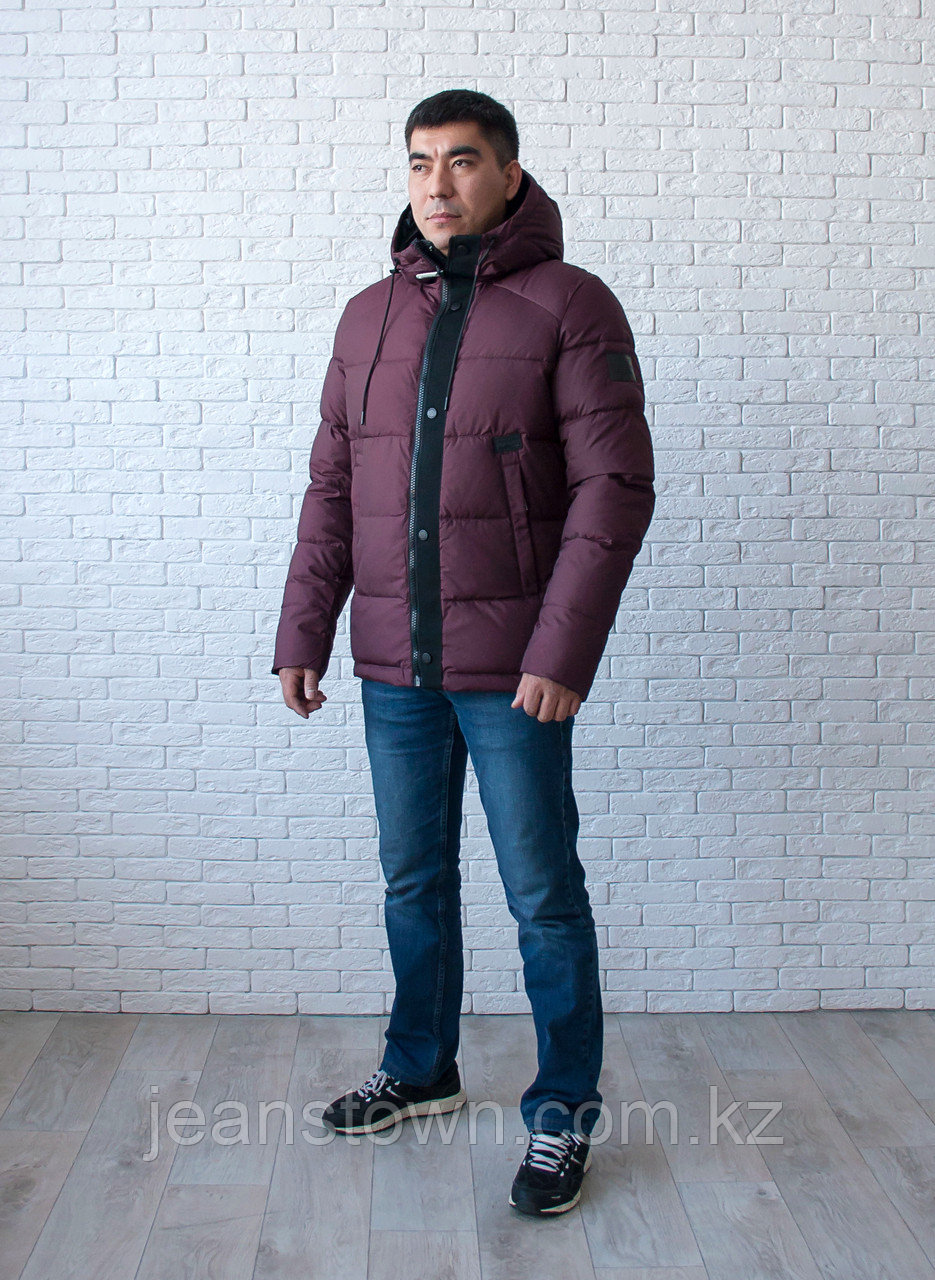 Куртка мужская зимняя Vivacana, короткая