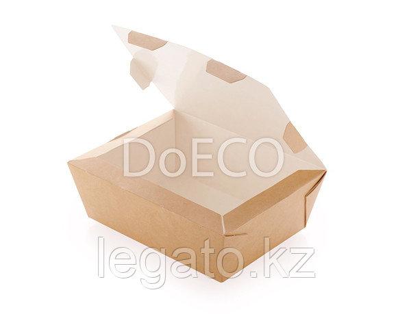 Ланч-Бокс ECO LUNCH 600 мл Крафт