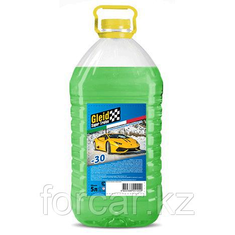 """Незамерзающая жидкость """"Gleid Super Trofeo"""" -30 5L Green"""
