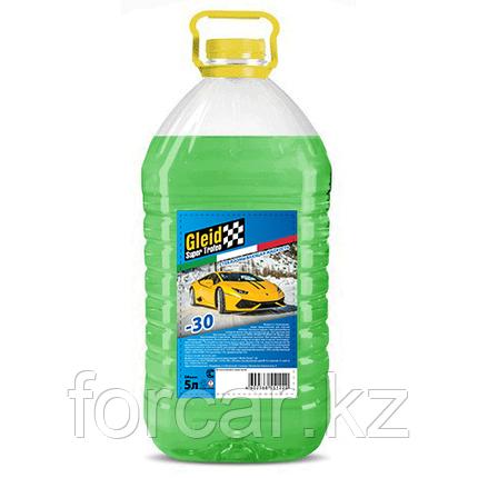 """Незамерзающая жидкость """"Gleid Super Trofeo"""" -30 5L Green, фото 2"""