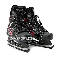 Коньки мужские хоккейные GF-Sport, размер 42, фото 1
