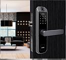 Биометрический электронный замок Fingerprint Lock, фото 2