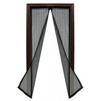Защитная сетка-штора на двери на магнитах Magic Mesh (Меджик Меш), фото 2