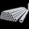 Хризотилцементная труба безнапорная Ду.200 мм 4м  БНТ с хризотиловой  муфтой без резинок