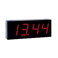 PERCo-AU05 Табло системного времени, индикация красного цвета, интерфейс связи - RS-485