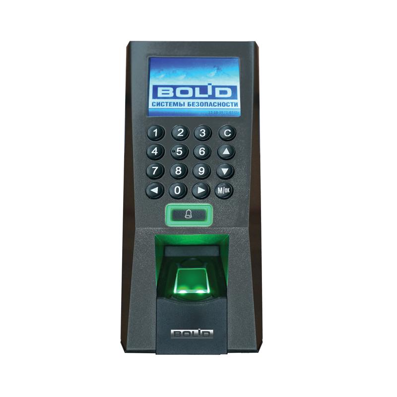 С2000-BioAccess-F18 Считыватель отпечатков пальцев с контроллером.