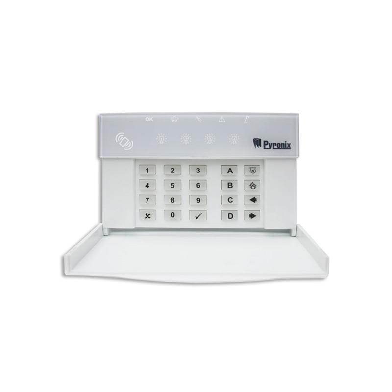Pyronix LED-WE - Радиоканальная клавиатура управления