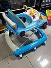 Детские ходунки Машинка. Гипоаллергенные, фото 5