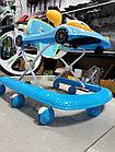Детские ходунки Машинка. Гипоаллергенные, фото 7