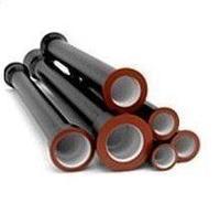 Труба чугунная напорная из ВЧШГ д.150мм, чугунная труба, чугунные изделия