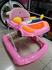 Детские ходунки Машинка. Качество