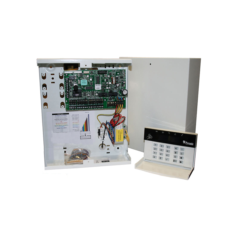 Pyronix PCX46S - Гибридная охранная система на 8 зон, расширяемая до 46 зон