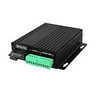 RS-FX-MM преобразователь интерфейсов RS232/422/485 в оптику и обратно. Многомодовое волокно до 2км